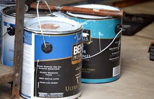 外壁塗料の種類